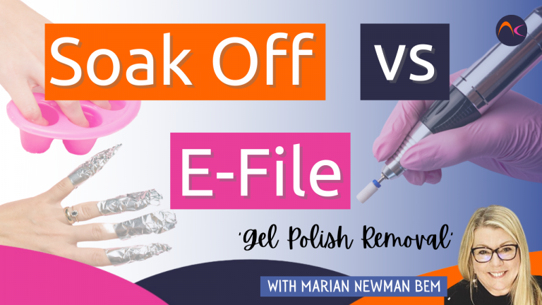 Soak Off Vs E-file
